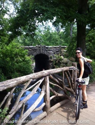 Being honest- Central Park 2