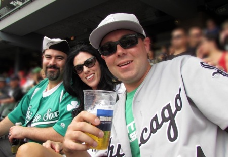 Being Honest-White Sox Game