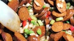 Gumbo- roux veg