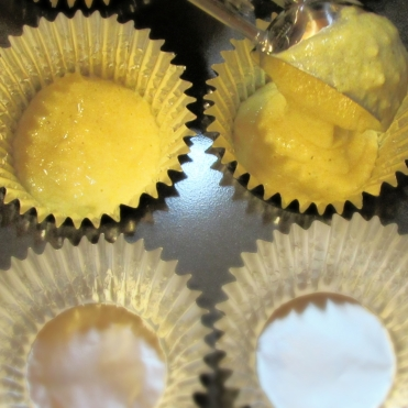 Tamale Cupcakes- Put together 1