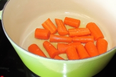Irish Pot Roast- Carrots