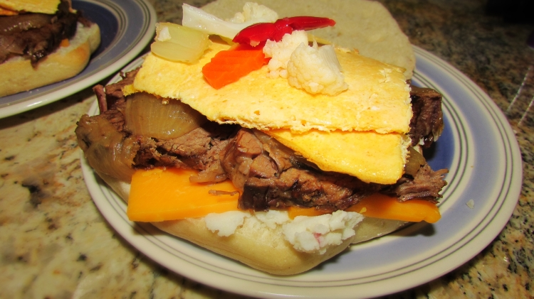 Pot Roast Sandwiches 1