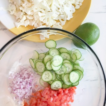 Cauliflower Ceviche- Ingredients-edited