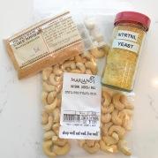 Vegan Chipotle Cheese- ingredients-edited