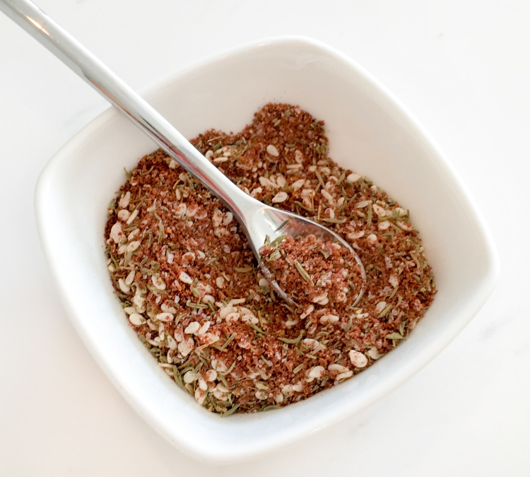 "My Za'atar Recipe, The ""Hot Sauce"" of Spice Mixes; Put it on Everything-HeDoesXrayIDoFood.com"