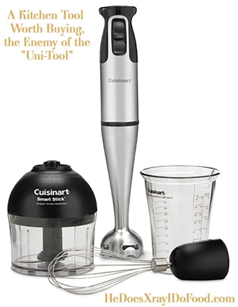 "A Kitchen Tool Worth Buying, the Enemy of the ""Uni-Tool""- HeDoesXrayIDoFood.com"