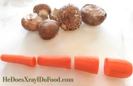 Vegetarian/Vegan (Low Budget) Carrot Osso Bucco-HeDoesXrayIDoFood.com
