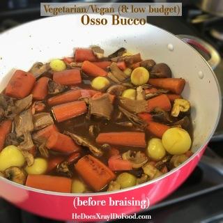 Vegetarian/Vegan Carrot Osso Bucco-HeDoesXrayIDoFood.com