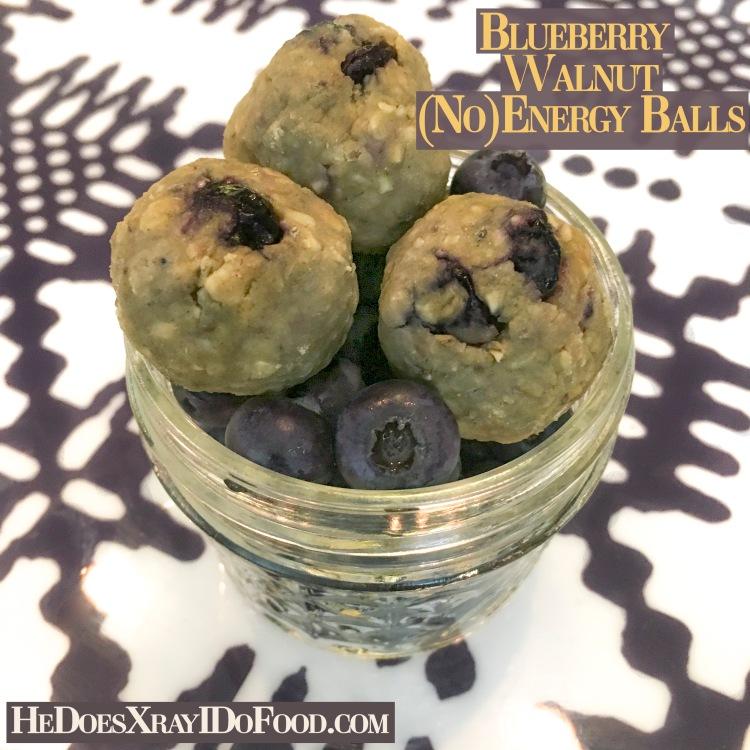 Blueberry Walnut Energy Balls-No Coconut oil-HeDoesXrayIDoFood.com