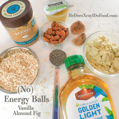 (No) Energy Balls-Vanilla Almond Fig- HeDoesXrayIDoFood