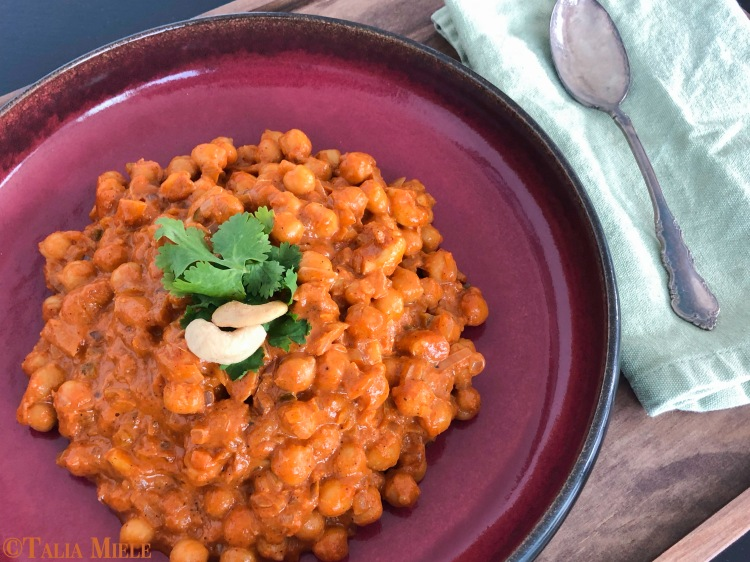 Easy (Make Ahead) Chickpea Tikka MasalaEasy Vegetarian (Make Ahead) Chickpea Tikka Masala- DoesXrayIDoFood.com