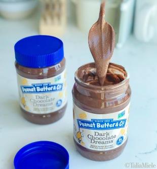 5 minute breakfast: (MAKE AHEAD & Vegan) Nutty Banana Breakfast Bake-HeDoesXrayIDoFood.com